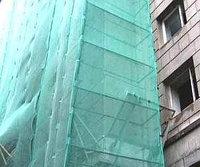 Сетки защитные для строительных лесов