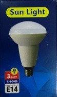 R39 Лампа светодиодная LED-3.0Вт Е14 3000К