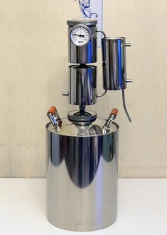 Самогонный аппарат МАГАРЫЧ МАШКОВСКОГО 12л — современное устройство для получения качественного алкоголя в домашних условиях