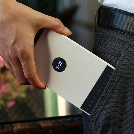 """Основной блок беспроводной GSM-сигнализации """"SHIELD SLIM"""" легко поместится в карман: с его переноской не возникнет никаких сложностей!"""