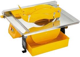 Плиткорез электрический TCD 180 C - 1, 600 Вт, диск 180х2,2x22.2\\Denzel