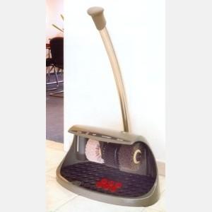 Машина для чистки обуви Heute Cosmo 3 Plus