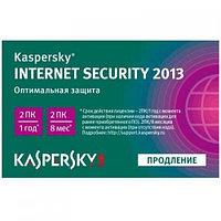 Kaspersky Internet Security 2016 2Dt Renewal (карточка)