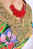 Изумительное платье-макси приталенного силуэта. Россия. Размер - 44., фото 2