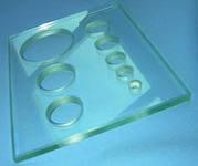 Сверление стекла и зеркал, вырезы под фурнитуру