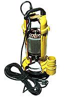 Погружной дренажный (фекальный) насос Shimge WQD6-16-0,75 с поплавком
