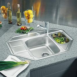 Кухонные мойки, смесители
