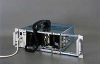 Монтаж оборудования цифровой радиорелейной линии ALCOMA