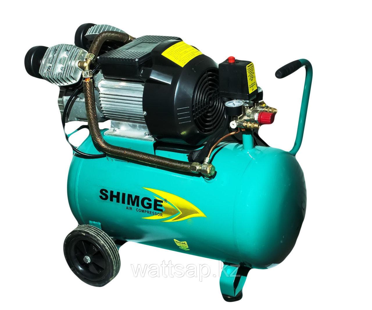 """Воздушный электрический двухцилиндровый компрессор """"SHIMGE SGV 9631"""""""