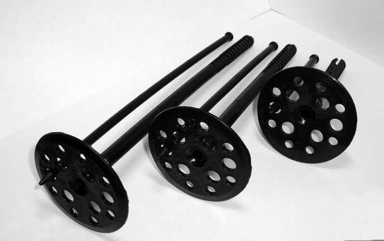 Крепёжи для пенопласта зонтик 12 (200), фото 2