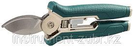 134B Секатор мини, с пластиковыми рукоятками, плоскостной, 150 мм, RACO