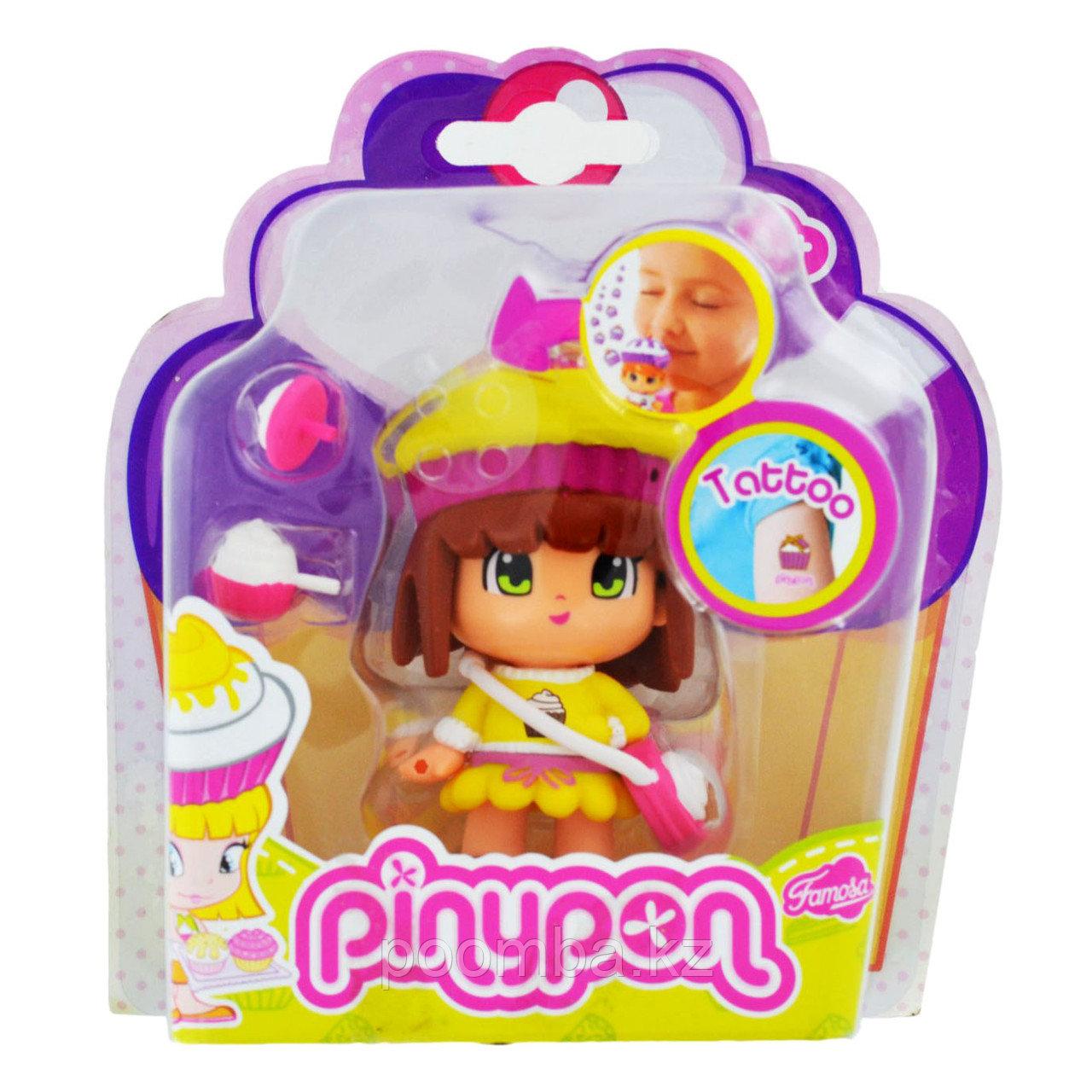 Куколка Пинипон с ароматом Пирожного