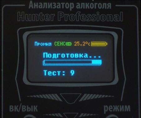 Информативный OLED-дисплей с русскоязычным интерфейсом