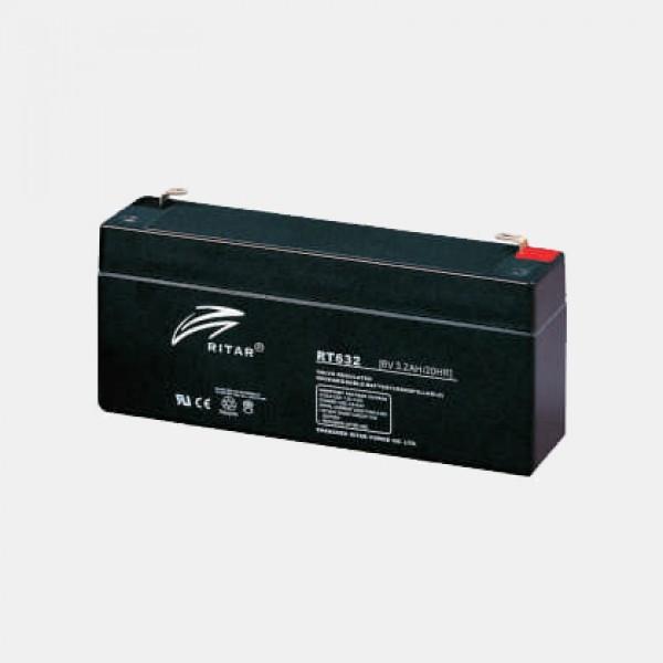 Аккумулятор Ritar RT632(6В, 3.2Ач)