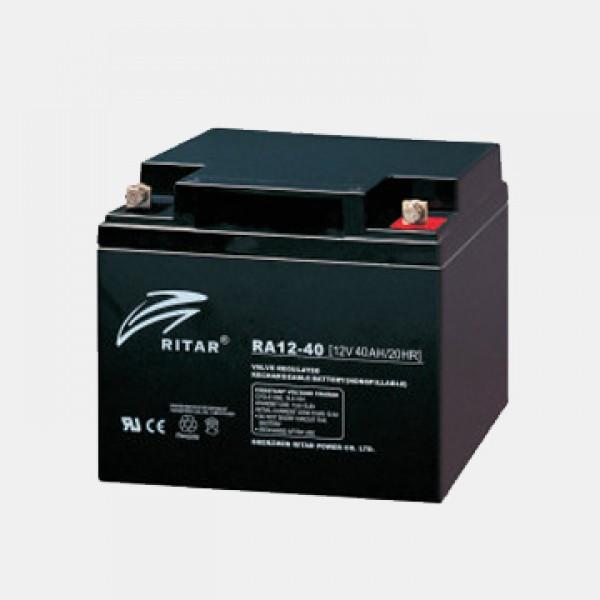Аккумулятор Ritar RA12-40(12В, 40Ач)