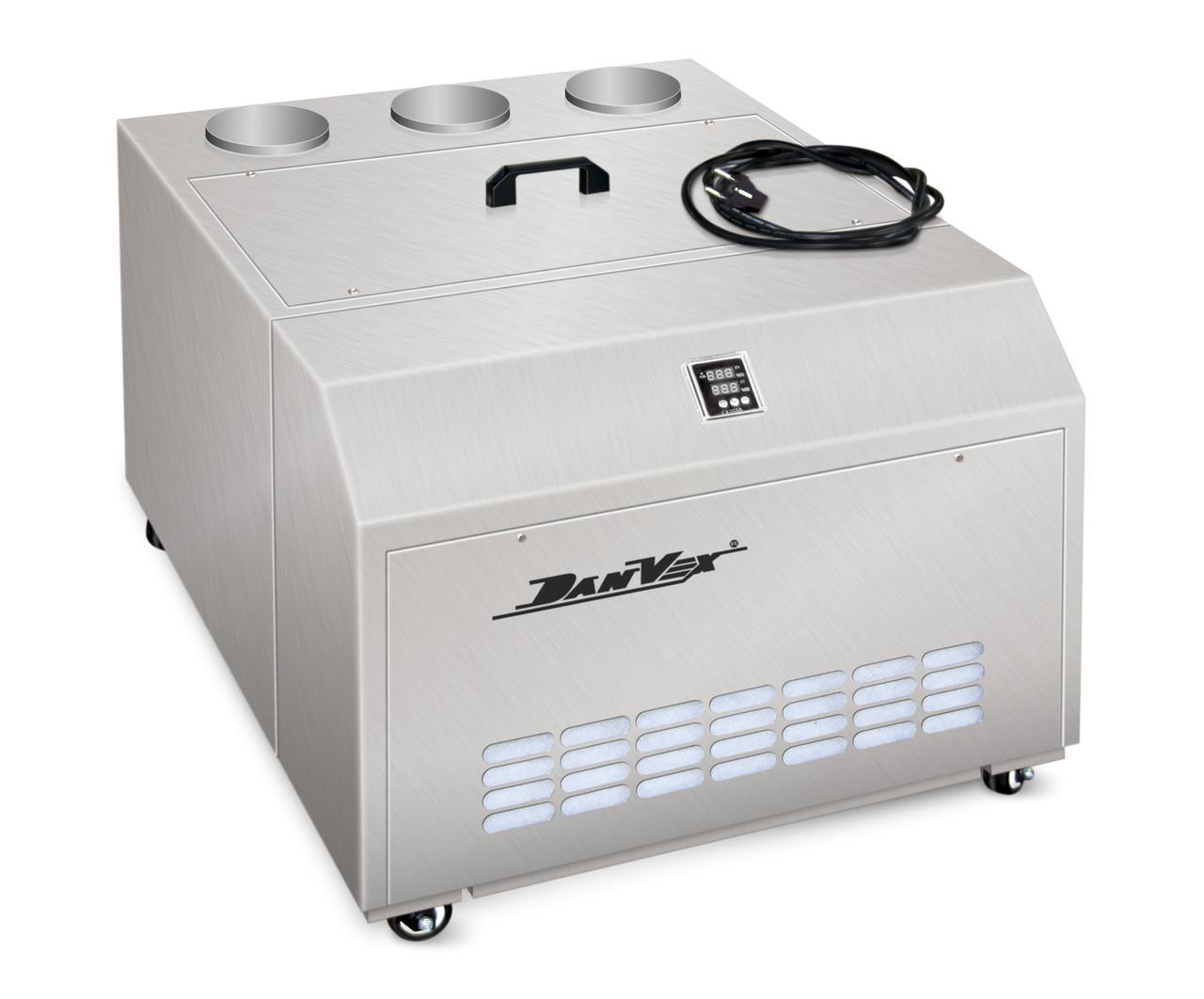Промышленный увлажнитель воздуха DanVex: HUM-24S