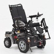 Кресло-коляска с электропривод...