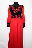 Платье женское в национальном стиле, фото 1