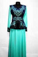 Платье в национальном стиле, фото 1