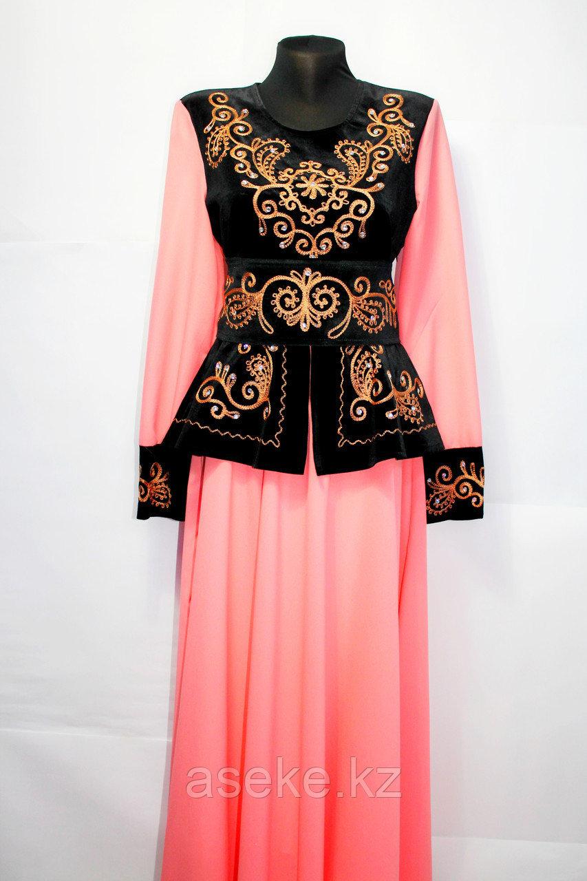 казахская одежда с картинками мир