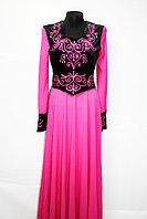 Женское платье в национальном стиле, фото 1