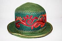 Шляпа женская из натурального войлока, фото 1