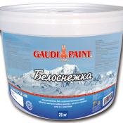 Водоэмульсия Белоснежка (4,7,15,25 кг)