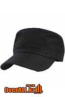 Армейская черная кепка, фото 1