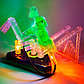 Конструктор Laser Pegs Паук, 12 в 1, фото 4