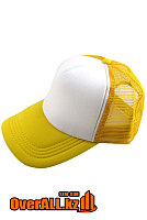 Желтая промо кепка, фото 1