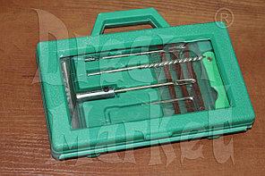 Инструмент для ремонта бескамерных шин в футляре