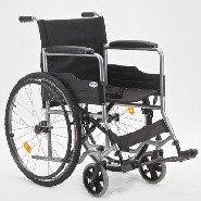 Кресло-коляска механиеская H007 , фото 1