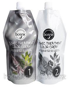 Крем-краска ухаживающая для волос Bosnic Treatment Color Cream