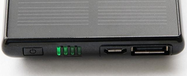 """Благодаря светодиодному индикатору Вы всегда будете точно знать, в каком состоянии находится система автономного питания """"SITITEK Sun-Battery SC-09"""""""