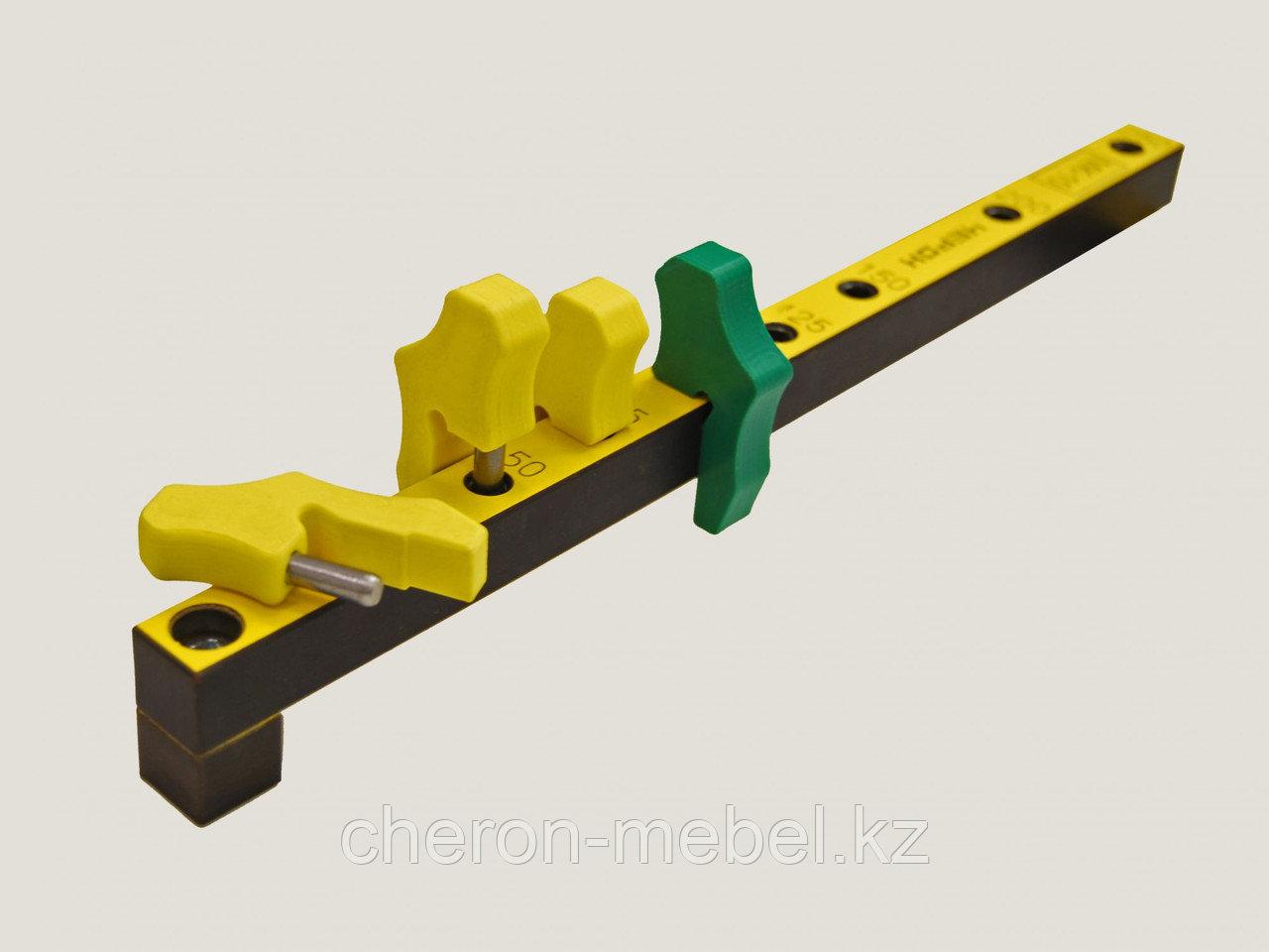 Упор для кондуктора втулки 5 мм (для 16 мм)