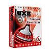 Презервативы Luxe №1 Красный камикадзе