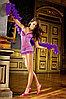 NeonBarock Мини-платье OS(42-46), фиолетовый
