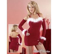 Платье рождественское