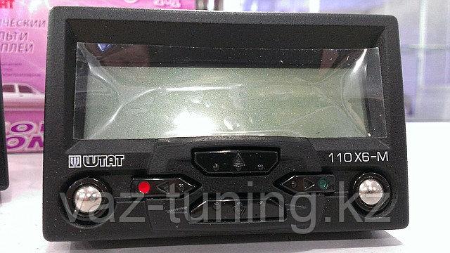 Бортовой компьютер ШТАТ 110x6-M RGB для автомобилей Лада 110