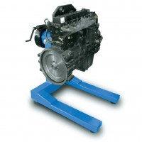 Стенд универсальный для ремонта двигателей, КПП весом до 1250 кг