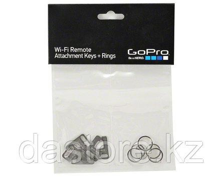 GoPro Набор легких креплений для пульта Д/У (Wi-Fi Remote Attachment Key & Rings), фото 2