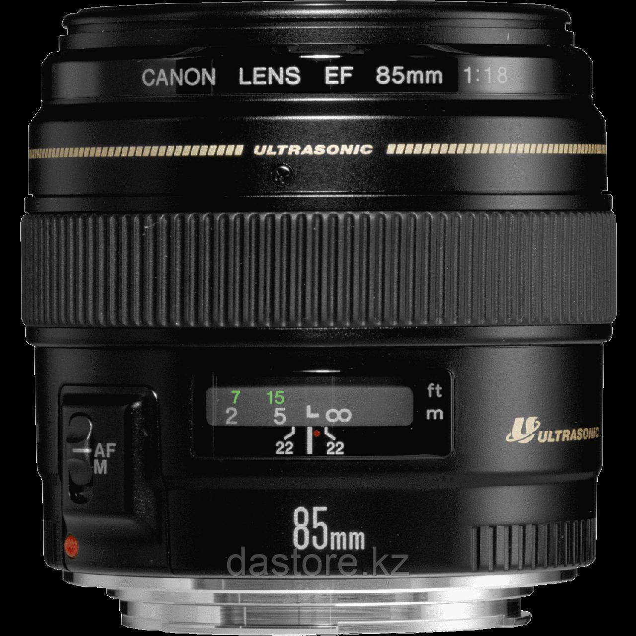 Canon EF 85 mm F 1,8 USM объектив фиксовый, профессиональный