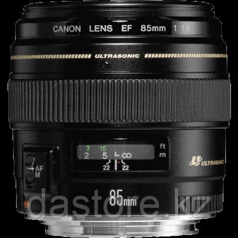 Canon EF 85 mm F 1,8 USM объектив фиксовый, профессиональный, фото 2