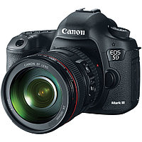 Canon EOS 5D Mark-III KIT (EF 24-105mm f/3.5-5.6 STM IS) фотоаппарат зеркальный в комплекте с объективом, фото 1