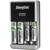 Energizer QUATTRO 2x2 зарядное устройство для аккумуляторв, в комплекте с аккумуляторами АА и ААА