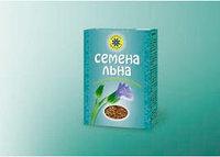 """Семена льна """"Компас Здоровья"""" с селеном, хромом, кремнием  200гр"""