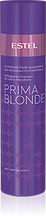 Серебристый шампунь для холодных оттенков блонд ESTEL PRIMA BLONDE, 250 мл.