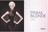 Серебристый бальзам для холодных оттенков блонд ESTEL PRIMA BLONDE, 200 мл., фото 2