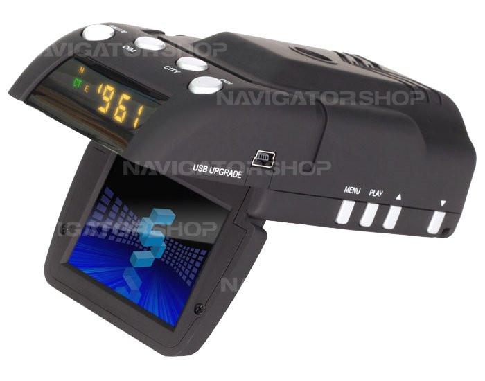 "Видеорегистратор+радар""SUBINI GR-H9-STR"""