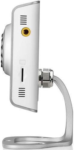 """IP-камера """"Zmodo IXA15-WAC"""" имеет красивый внешний вид и прекрасно впишется в интерьер квартиры или офиса"""